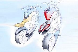 Ariel chce budowa� motocykle