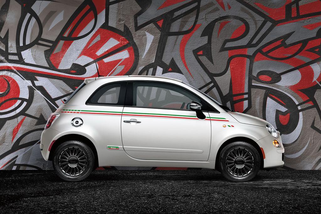 Mopar   Akcesoria do Fiata 500