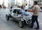 Robak na ko�ach, czyli nowe Audi