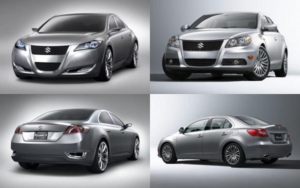 Pi�kne prototypy, brzydkie samochody