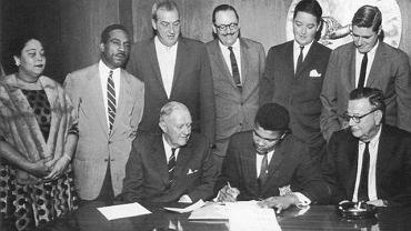Muhammad Ali - historyczna droga na szczyt