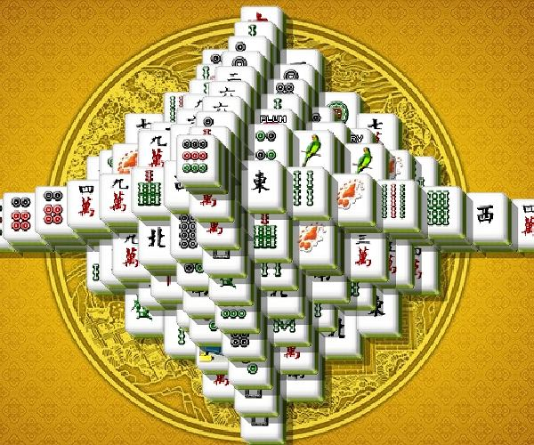 Mahjong piramida