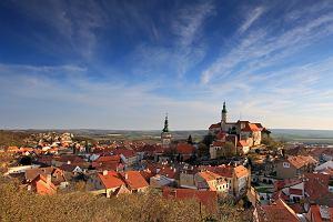 Czechy, czeskie miasteczka: Mikulov [MORAWY PO�UDNIOWE]