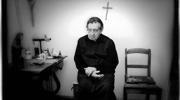 W piątek o 17 spotkanie o wierszach księdza Jana Twardowskiego.