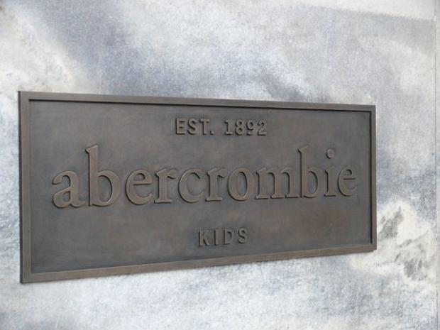 Abercrombie & Fitch w Mediolanie - amerykańska marka w Europie