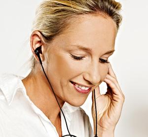 słuchawki, AKG , dokanałowe