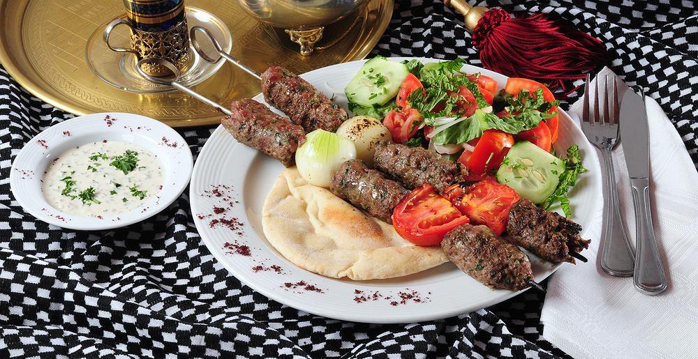 Smaki Arabii Czyli Kuchnia Arabska