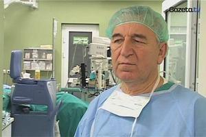 Operacja usunięcia zaćmy - pacjent bardzo szybko wraca do formy