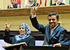 Bezrobotny rzuci� butami w prezydenta Iranu - Ahmadine�ada