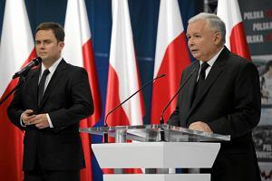 Gdzie jest Kaczyński?