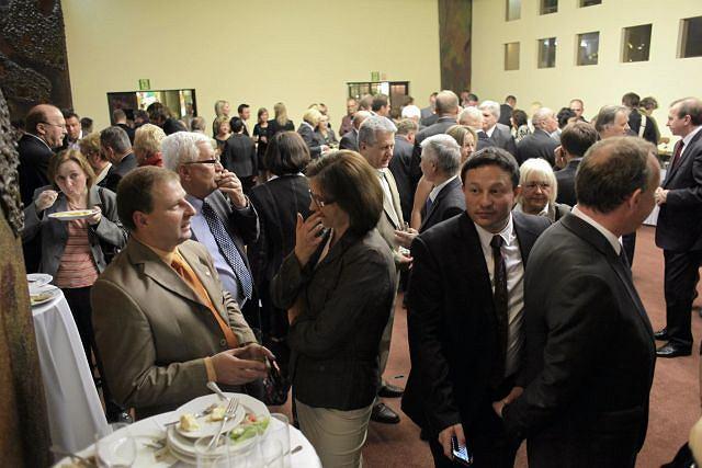 Wieczór wyborczy w sztabie PSL