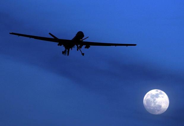 Iran poinformowa� o zestrzeleniu samolotu bezza�ogowego