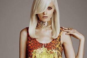 Cały lookbook Versace dla H&M