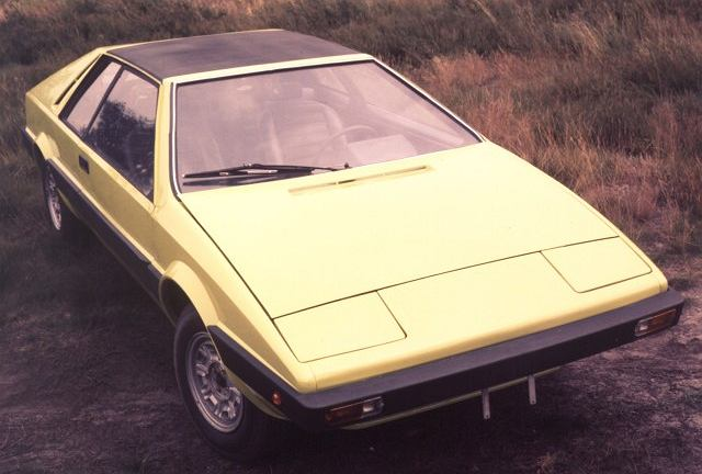 Prototyp FSO 1300 Coupe (1974)