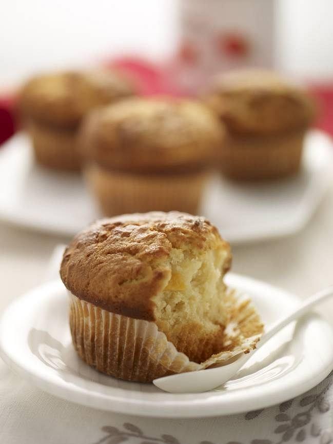 Muffiny z jogurtem