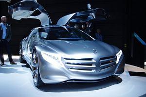 Mercedes F125 - test | Za kierownic�