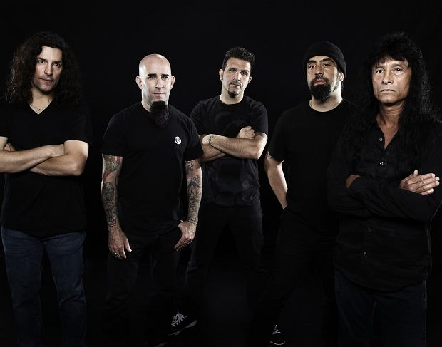 Anthrax fot. Warner Music Poland