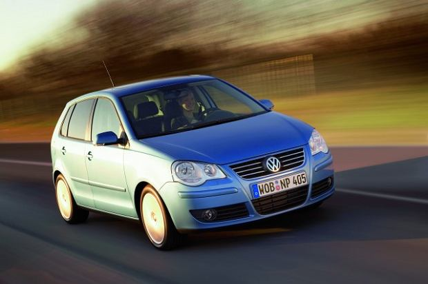 Volkswagen Polo (2001-2009) - opinie Moto.pl