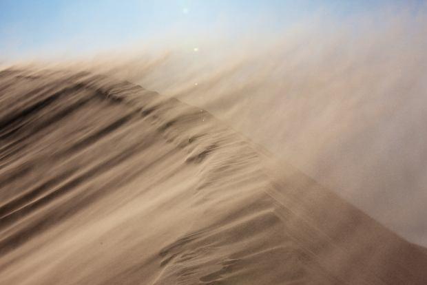Top 9 dziwne zjawiska przyrodnicze for Colore vento di sabbia deserto