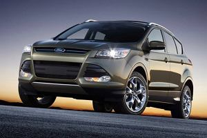 Tak b�dzie wygl�da� nowy Ford Kuga