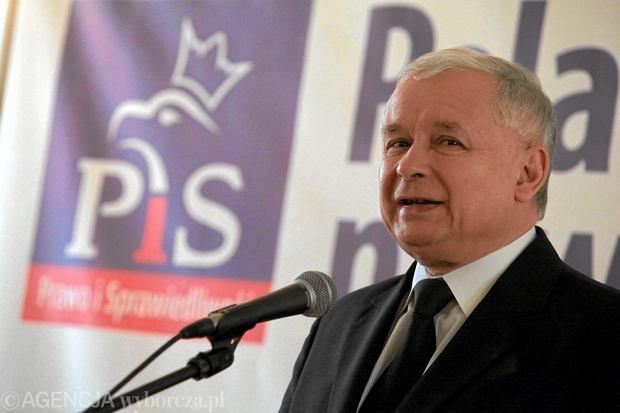 Kaczy�ski: Nie jeste�my �ab� tylko du�ym europejskim krajem
