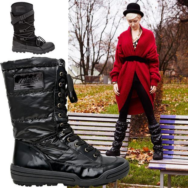 2350633669755 Kultowe buty Relaks powracają w nowej wersji