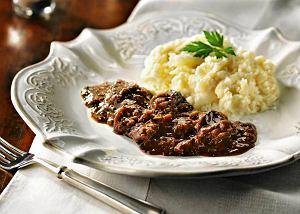Gulasz wołowy (Hachee)