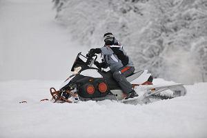 Mazury na zimę - atrakcje z adrenaliną