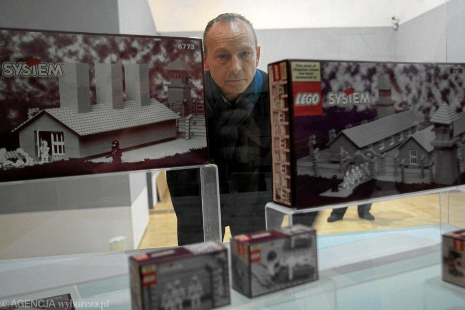 Warszawa Walczy O Obóz Koncentracyjny Z Klocków Lego