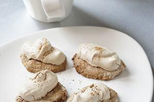 Ciasteczka cynamonowo-migda�owe