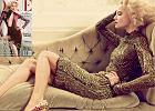 Magda Fr�ckowiak - ok�adkowa sesja w Vogue Mexico