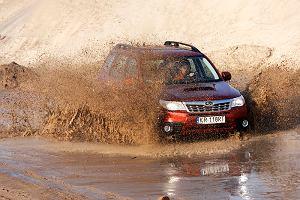 Subaru Forester 2.0 D - test | Za kierownic�
