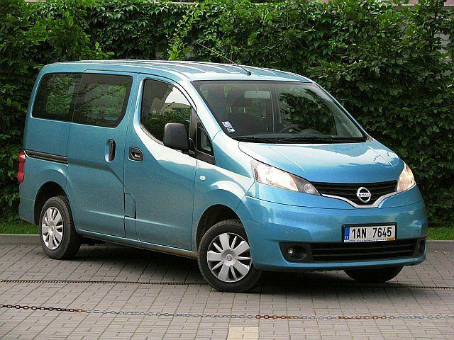 Nissan NV200/Evalia