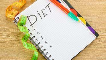 dzienniczek żywienia