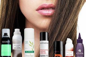 Suche szampony - pi�kne w�osy bez mycia g�owy