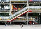 Paryż wycieczki - Centre Pompidou