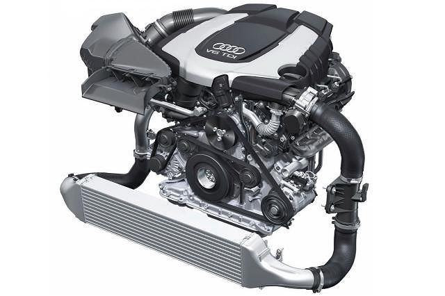 Audi V6 BiTDI