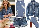 Jeansowe ubrania - przegl�d