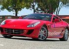 Ferrari chce utrzeć nosa Lambo
