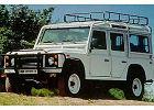 LAND ROVER Defender 110 94-00, rok produkcji 0, kombi, widok przedni lewy, samoch�d 5-drzwiowy, kolor bia�y