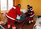 W�odzimierz N. przewieziony do warszawskiego szpitala