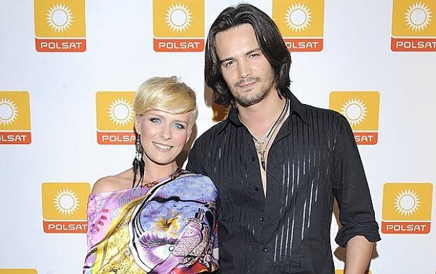 Aneta Zaj�c i Miko�aj Krawczyk.