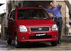 SUZUKI Wagon R+ 03-05 2003 kombi przedni prawy - Zdjęcia