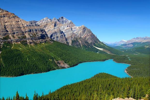 Banff national park kanada fot shutterstock