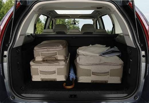 citroen c4 grand picasso cargo space. Black Bedroom Furniture Sets. Home Design Ideas