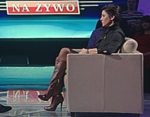 Joanna Mucha, Tomasz Lis, program