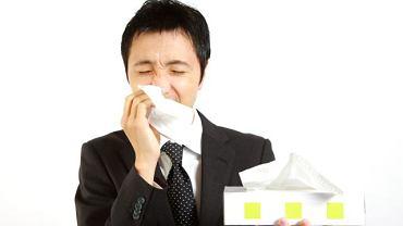 Polipy nosa pojawiają się w następstwie alergii i stanów zapalnych
