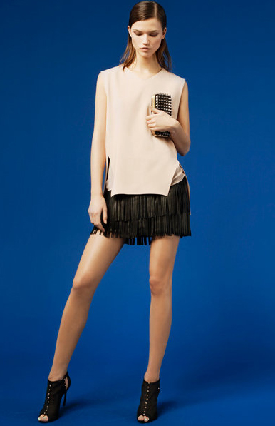 Zara lookbook marzec 2012