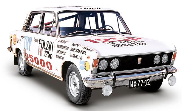 PRL, fso, Kanciak, Rekordzista, Fiat 125p