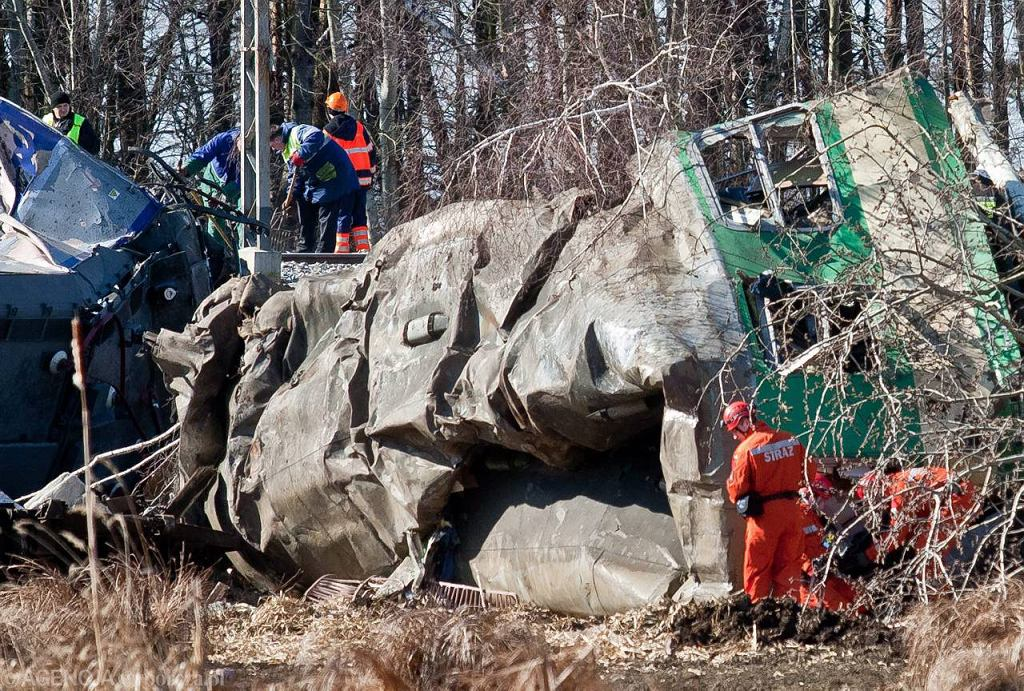 W katastrofie rannych zostało 57 osób, w tym ponad 30 ma ciężkie obrażenia